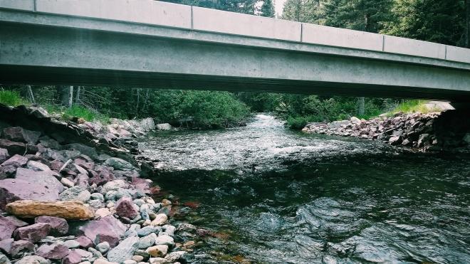 MT River Relaxing